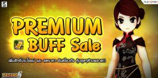 Premium Buff Sale