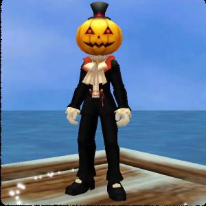 [Yulgang] กล่องชุดคลุมเซ็ต Halloween